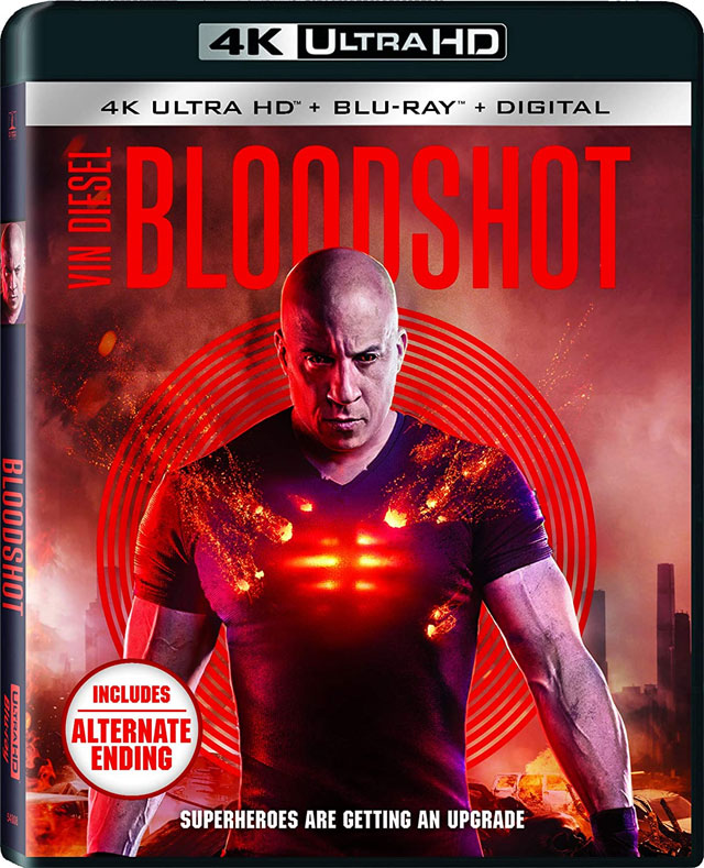 'Bloodshot' 4K, Blu-ray And DVD Coming This Week: Get The