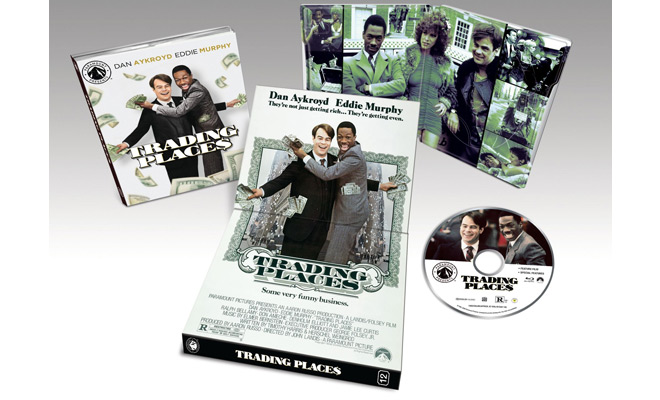 'The Golden Child' and 'Trading Places' Joining Paramount Presents Blu-ray Collection