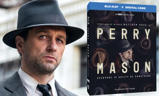 HBO's 'Perry Mason' Season 1 Blu-ray and DVD Release Date and Details