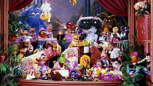 The Muppet Show, coming to Disney Plus 19th February